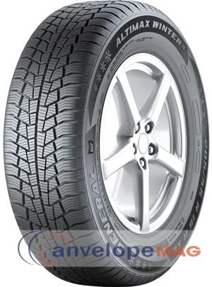 anvelope General-Tire ALTIMAX WINTER 3