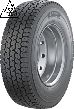 anvelope MichelinX MULTI D