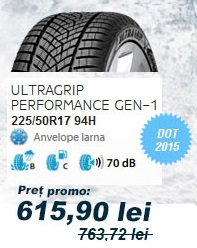 goodyear ultragrip performanve gen-1