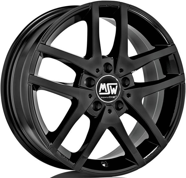 jante MSW28 GLOSS BLACK