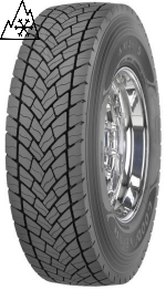 anvelope Goodyear KMAX D