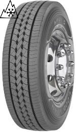 anvelope Goodyear KMAX S