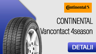 Anvelope Continental Vancontact 4season