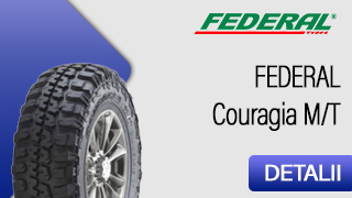 Anvelope Federal Couragia M/T
