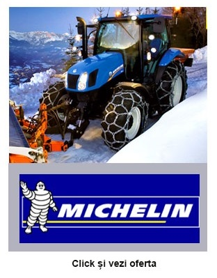 Anvelope agricole industriale Michelin